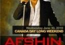 Afshin Live In Concert