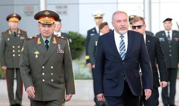 کلید انتخابات اسراییل در دست سیاستمدار روسی الاصل