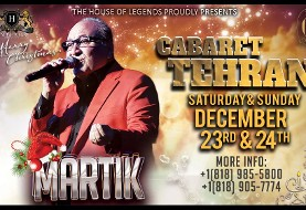 Martik Live in Christmas Concerts, Dinner Reception