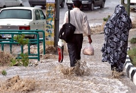 Flash flood warning in several Iranian provinces