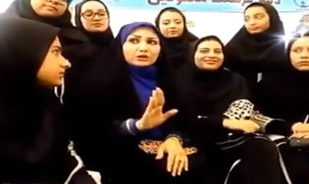 آتش به اختیارها برنامه دختران ناشنوا درباره امام رضا را به دلیل ...