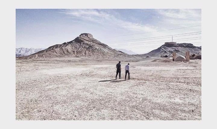Iran: Workshop Fotografico con Claudio Silighini