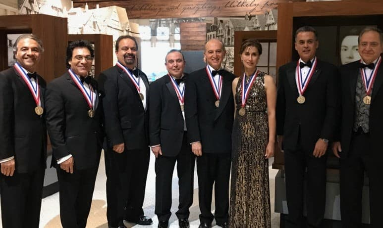 Iranian Americans among Immigrants from 37 Nationalities Honored ...