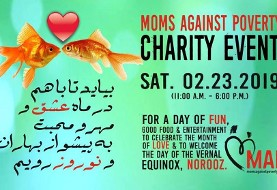 Moms Against Poverty Charity Event