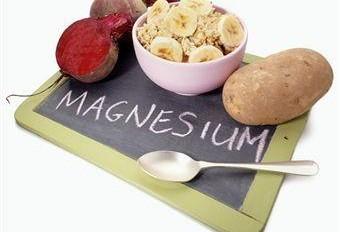 آشنایی با مواد خوراکی حاوی منیزیم