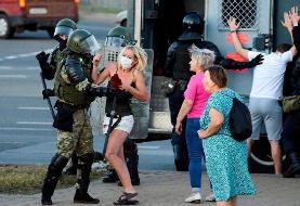 اروپا ریاست جمهوری لوکاشنکو را به رسمیت نمی شناسد