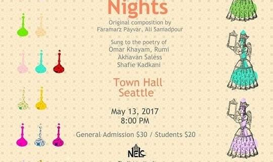 Hamsaz Ensemble: An Evening of Persian Music