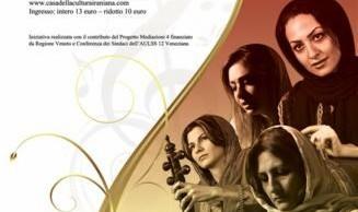 Shahrzad Ensemble Live in Concert