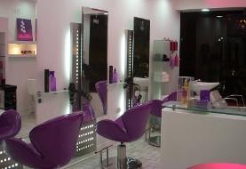 عکس حمله میمون بازیگوش به آرایشگاه زنانه در شمال!