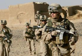 نظامیان آمریکا بر خلاف ادعای ترامپ به جای بازگشت به آمریکا از سوریه وارد عراق شدند!