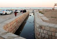 همه عاشق نام خلیج فارسیم اما  ... تصاویر ورود فاضلاب به خلیج فارس
