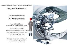 Beyond The Masks: A Sculpture Exhibition by Ali Kourehchian