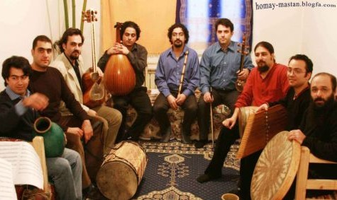 Mastan & Homay Ensemble European Tour 2009
