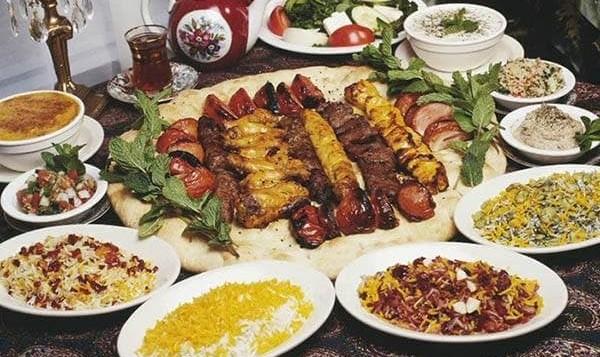 Iranian Society Dinner