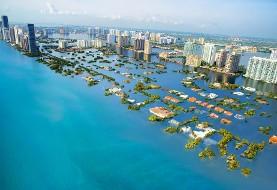بالا آمدن آب اقیانوسها سرعت گرفته است: شهرهای ساحلی هوشیار باشند