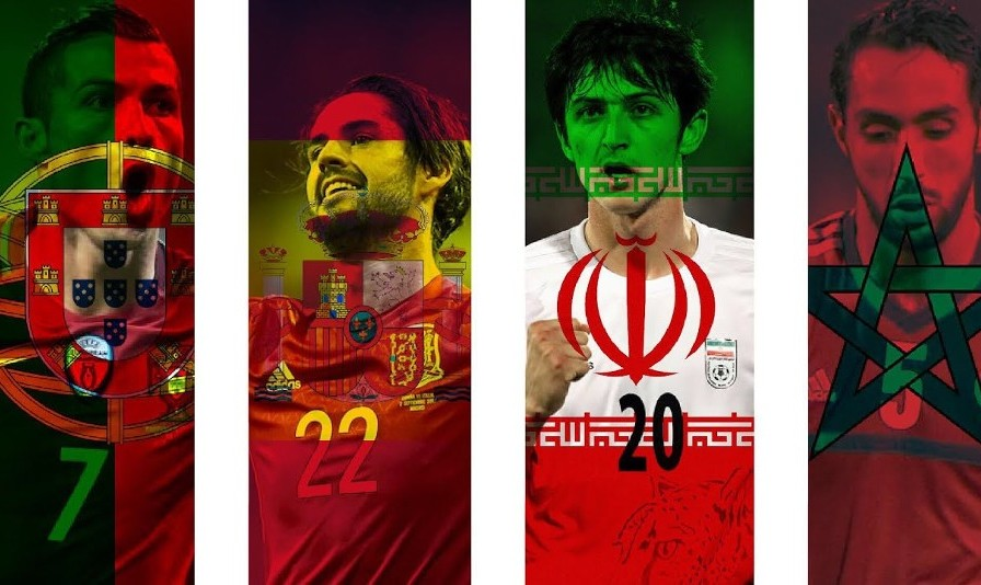 World Cup by Market Values: Spain at 24 Times Iran, Saudi Arabia ...