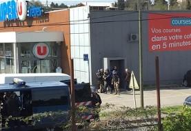 تیراندازی داعش و گروگانگیری در جنوب فرانسه / نخست وزیر فرانسه: وضعیت بسیار جدی است