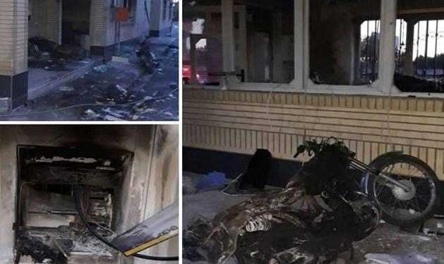پلیس: اوضاع در دزفول و اندیمشک عادی است!  توضیح در خصوص درگیری شهروندان و کلیپ حمله به خودروی نیروی انتظامی