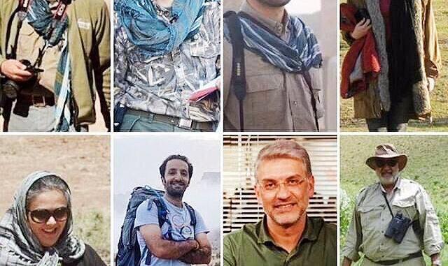 نامه ۱۰۰ عضو جامعه دانشگاهی به رئیسی: ادامه بازداشت فعالان محیط زیست ناامیدی را نشر میدهد
