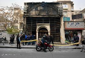 وزیر کشور از مردم خواست به تظاهرات پایان دهند، حمله معترضین به  دهها پمپ بنزین و بانک