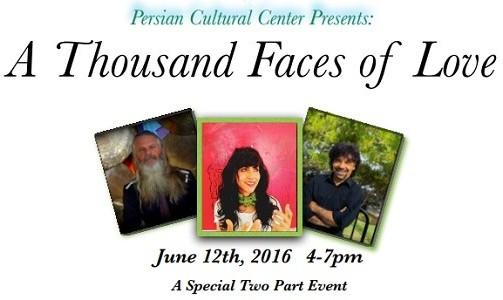A Thousand Faces of Love: Ari Honarvar