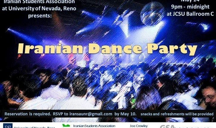 Iranian Dance Party