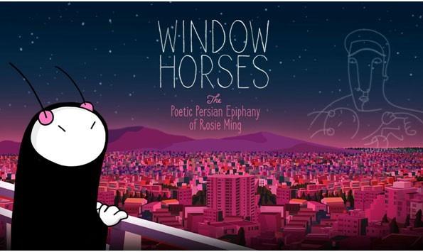 Screening of Window Horses feat. Shohreh Aghdashloo, Payman Maadi, Navid Negahban