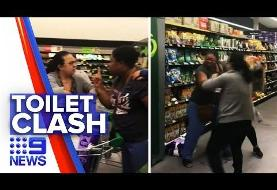 Videos: Toilet Paper Fights, Michigan Militia, Food Banks
