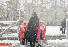 Most of Iran will experience snow or rain storm in the next 3 days