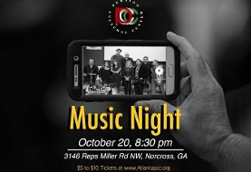 PCC October Music Night
