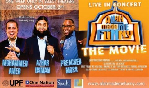 "Comedy Movie: ""Allah Made Me Funny"""