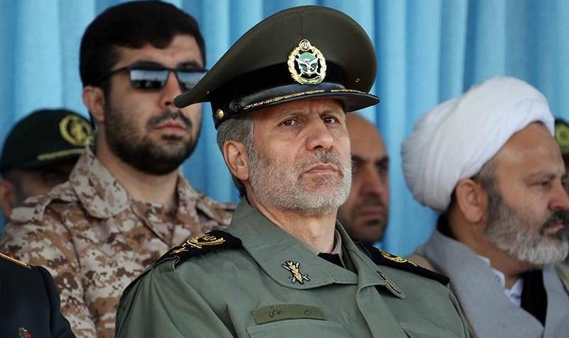 ایران باز به اسراییل هشدار داد / وزیر دفاع: پاسخی محکم به اقدام علیه کشتیرانی ایران میدهیم