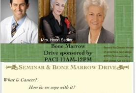 Breaking Taboos; Seminar on Cancer & Bone Marrow Drive