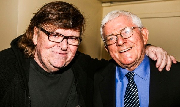 The Legendary Phil Donahue: With Trump (1987), Nader, Medea ...