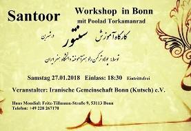 Santoor Workshop in Bonn