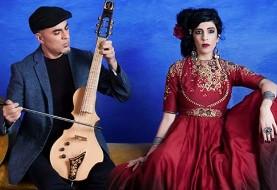 کنسرت گروه نياز و اعظم علي