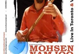 Mohsen Namjoo Live in Concert