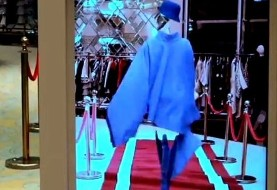 A New Use for Augmented Reality: Virtual Catwalk in Iran Removes Face and Body of Women Models