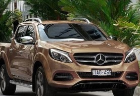 Mercedes Benz to Start Production Line in Iran