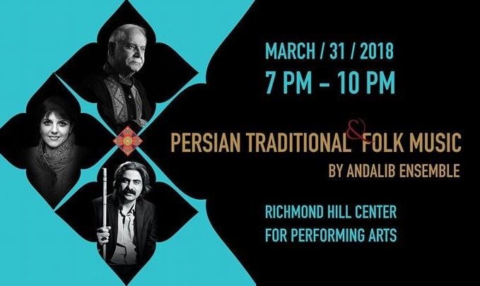 Traditional Persian and Folk Music Concert