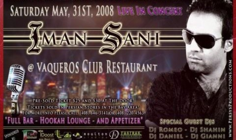 Iman Sani Live In Concert
