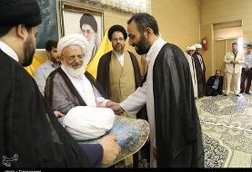 دفتر امام جمعه یزد مورد حمله افراد مسلح قرار گرفت