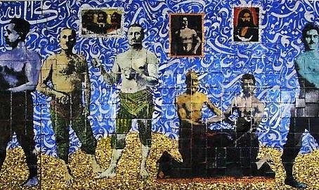 هفت خوان: نمایشگاه نقاشی های خسرو حسن زاده