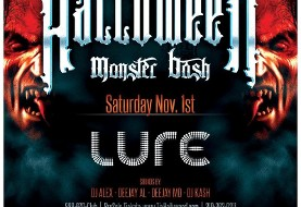 ۱۲th Annual Halloween Monster Bash