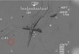ویدئو: هک شدن پهپادهای جاسوسی آمریکا توسط ایران