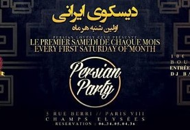 Persian Party in Paris