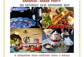 Shish Kebab Party