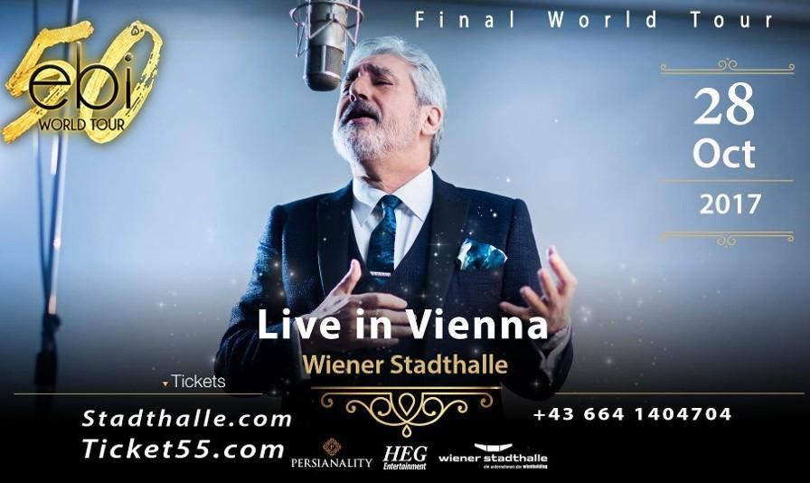 Ebi Live in Vienna