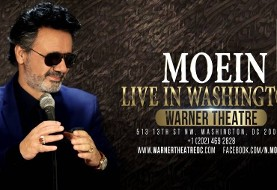 Moein Live in Washington DC