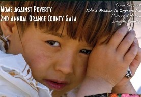 Moms Against Poverty ۲nd Annual Orange County Gala